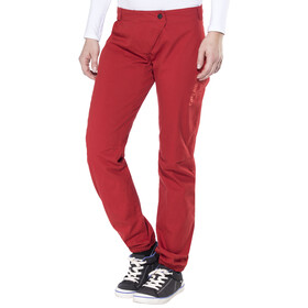 Edelrid Rope Rider Pants Women Vine Red